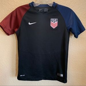 🇺🇸 Team USA Soccer Jersey by Nike